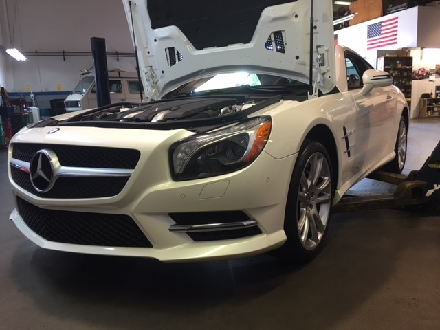 Mercedes Benz repair Santa Cruz