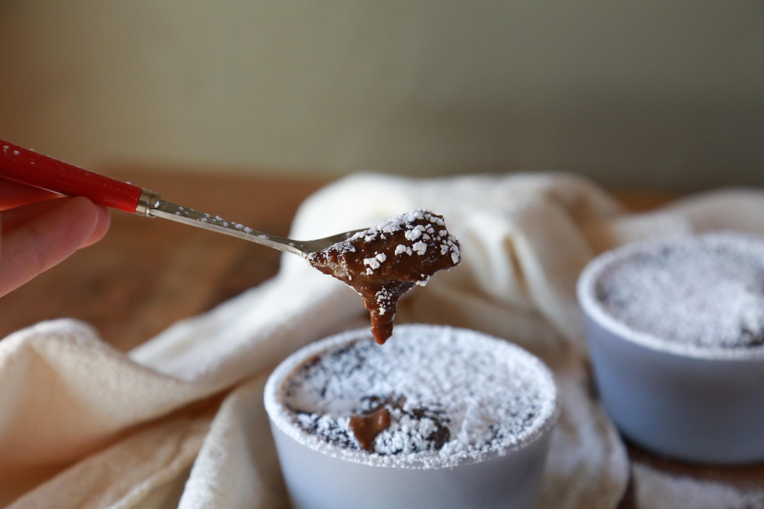 Vegan & Gluten-free Chocolate Espresso Mousse