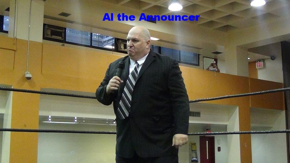 """Al """"The Announcer"""""""