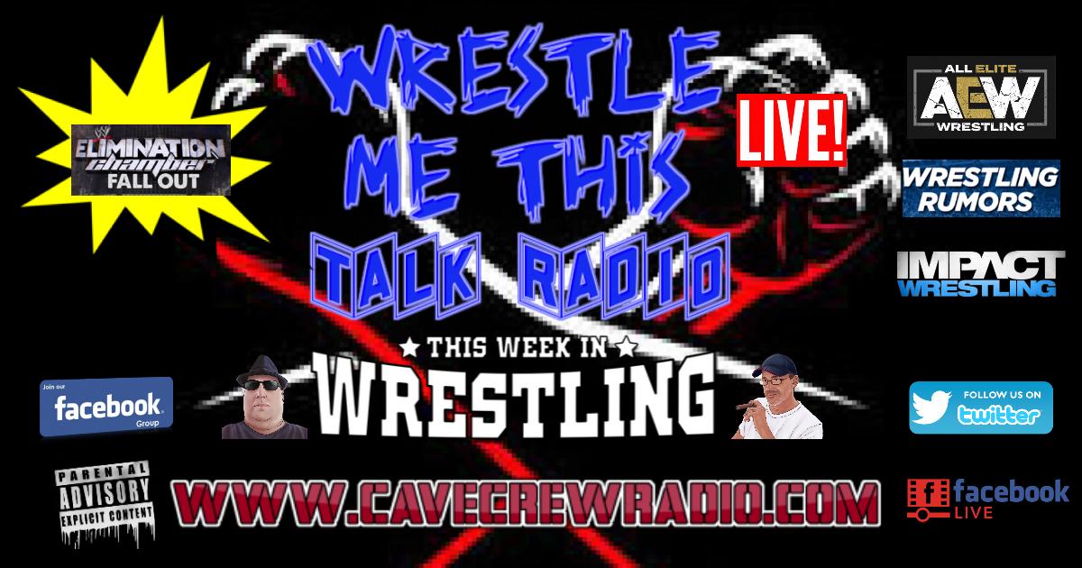 WMT Road To Wrestlemania 1 — Cave Crew Radio