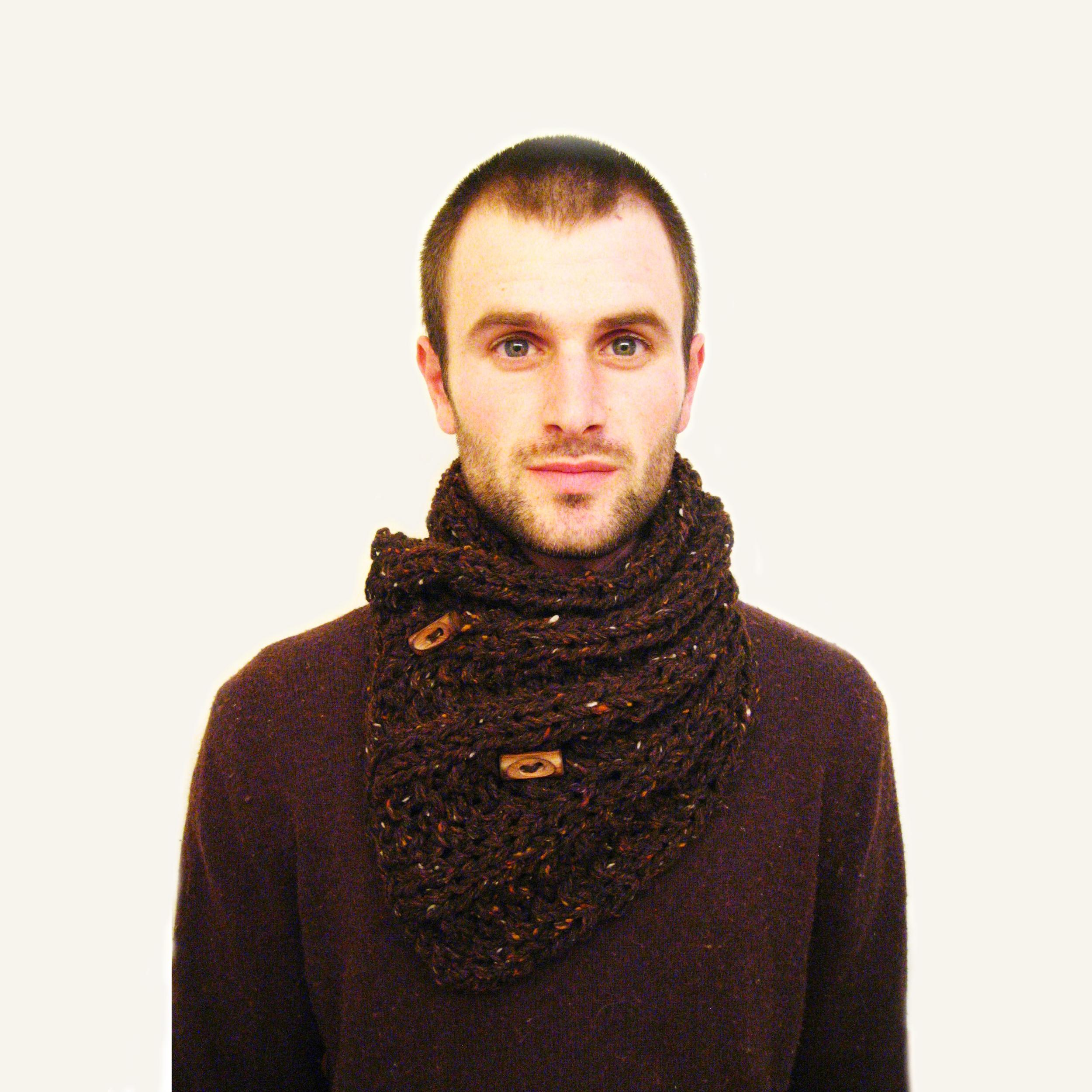 Nicholas Scarf -- FREE PATTERN