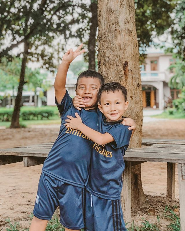 If God is for us, who can be against us? #kidsoflch #lovechildrenshome