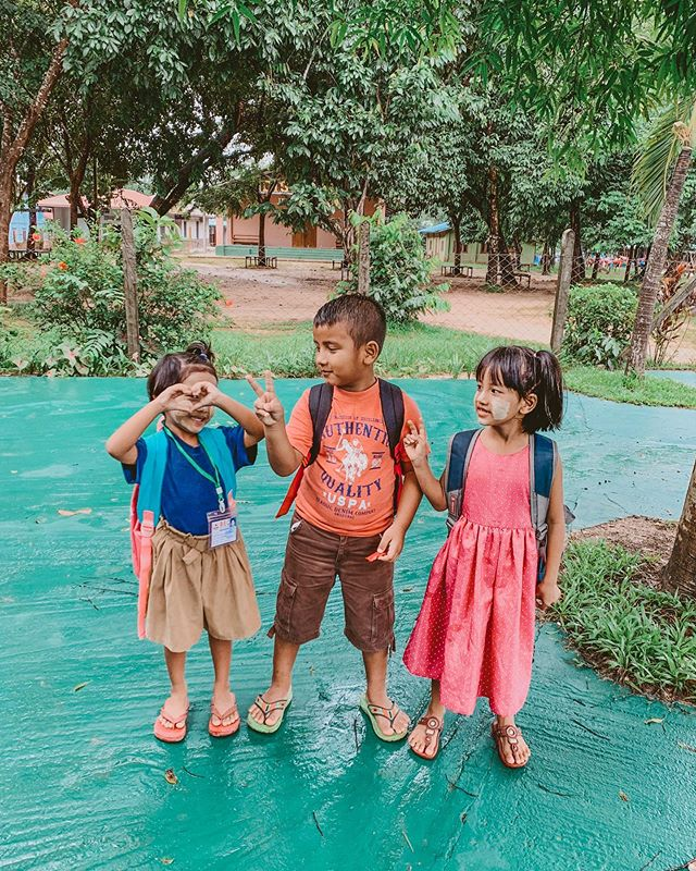 Happy Monday everyone!!! 💕 #kidsoflch #lovechildrenshome