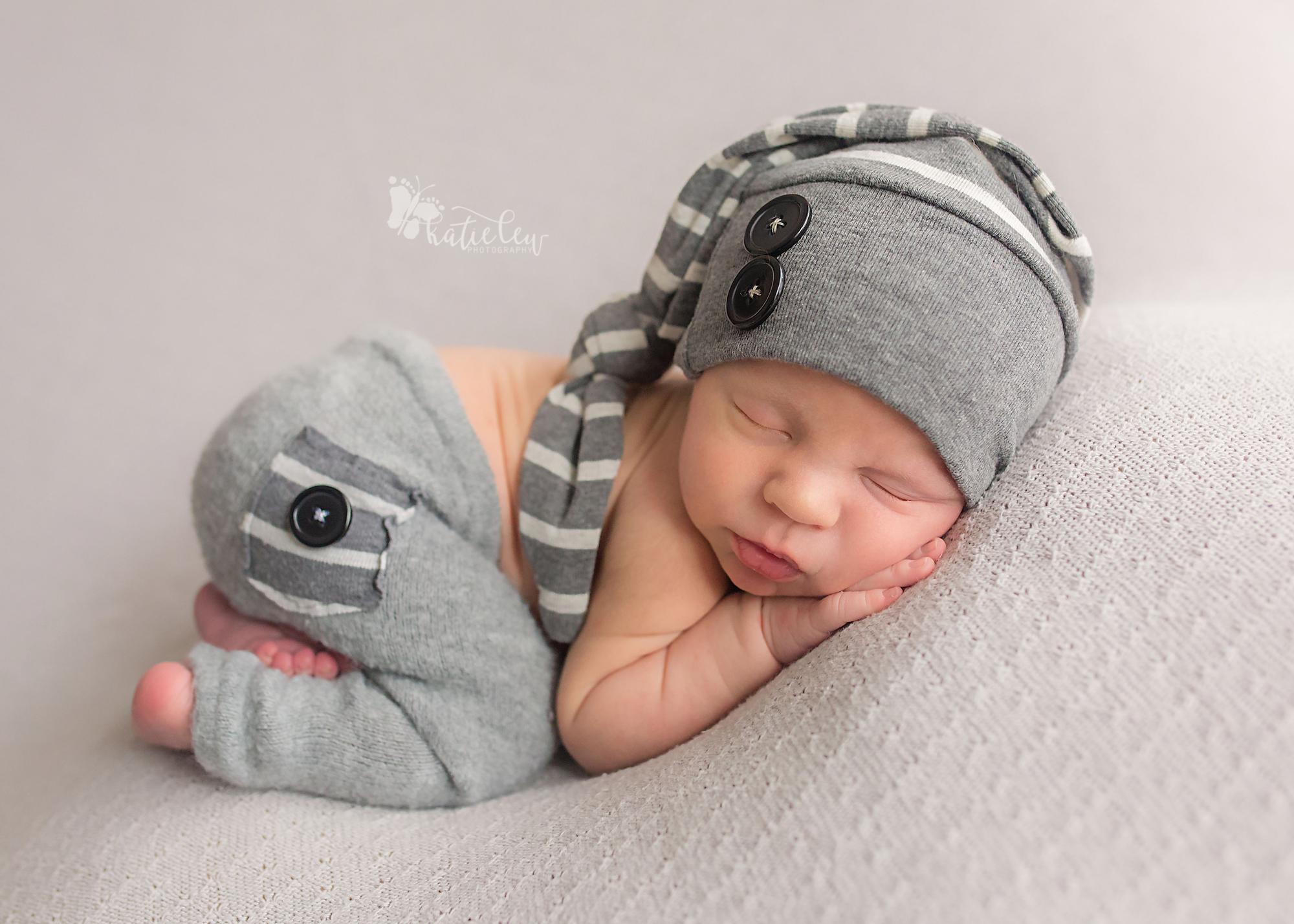 cute newborn baby boy photography