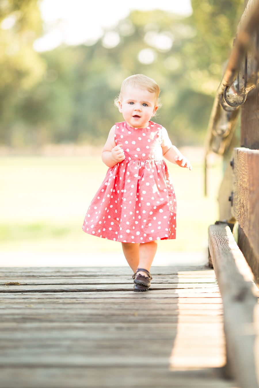 Hattie 1 Year Lens Daisy Photography California Central Valley Childrens Photography2