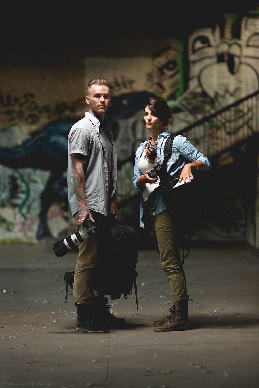 Lowepro ProTactic Lens Daisy Photography06