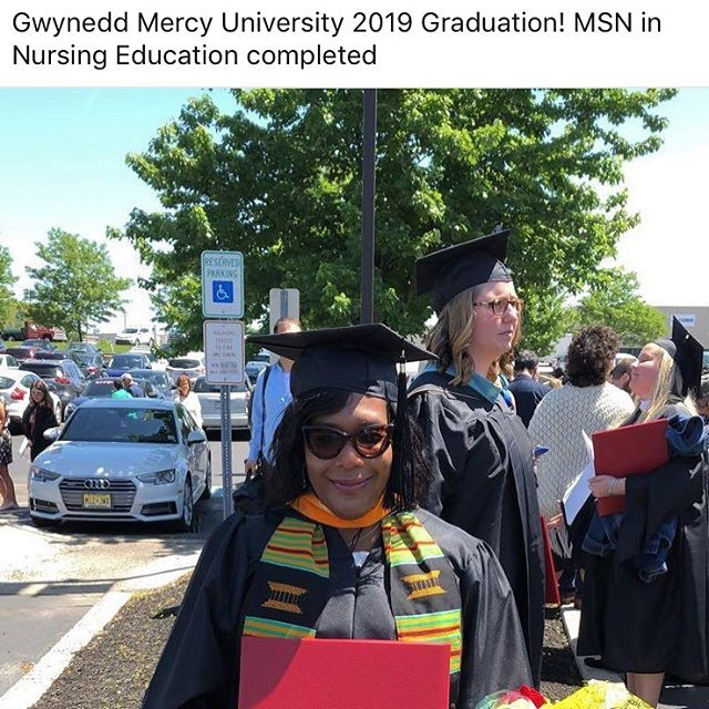We are very proud of one of our own, Stephanie Wroten, MSN,MS, BSN, LNC for her huge accomplishment! Way to go Steph!  #veryproud #Gwyneddmercy @wrotenmom
