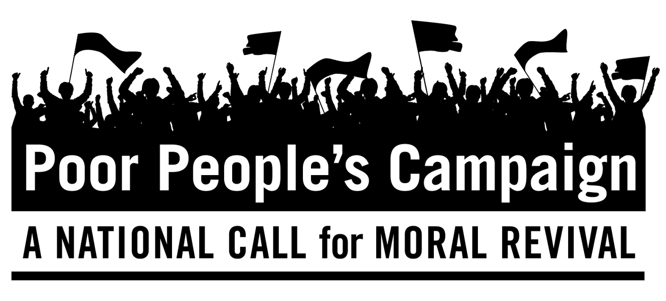 We support the work of the  Poor People's Campaign  in calling for a moral revival that addresses systemic racism, poverty, the war economy, ecological devastation and the nation's distorted morality. We do so not because of shared partisan politics but because the gospel of Jesus Christ demands us to act on behalf the least and the last, in solidarity with the poor and the marginalized, and to live lives of justice and compassion.
