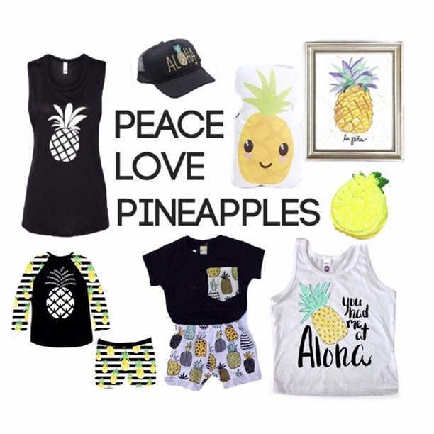🍍Go to --------  @happyhartco next. . . Enter to win the ultimate 🍍Pineapple Lover🍍 giveaway!  ONE lucky winner will receive awesome prizes from 8 shops!  Our shop is giving away our original PINEAPPLE PLUSH! (Non US residents are responsible for shipping/custom fees).. 🍍entering is easy: 1. Follow us @littlefruittree 2. Like this post 3. Head to @happyhartco and repeat steps until you complete the loop! . 🍍bonus!  Tag some friends who may want to enter!  Each tag is an extra entry so tag as many pineapple lovers as you like! . . *Account MUST be public until winners are chosen so we can verify entries! No #giveaway accounts will be chosen as winners. Must be legitimate accounts.*. . . *Giveaway will remain open for 48 hours and will close 5/25 @ 6:00 pm pst.  DISCLAIMER: Per Instagram rules, we must mention this is in no way sponsored, administered, or associated with Instagram, Inc.  No purchase necessary.  Void where prohibited.  By entering you are verifying you are at least 18 years of age and confirming you release instagram of all responsibility.  Winner will be chosen by random.org.  This giveaway is open to international entrants - additional shipping/customs fees may apply.