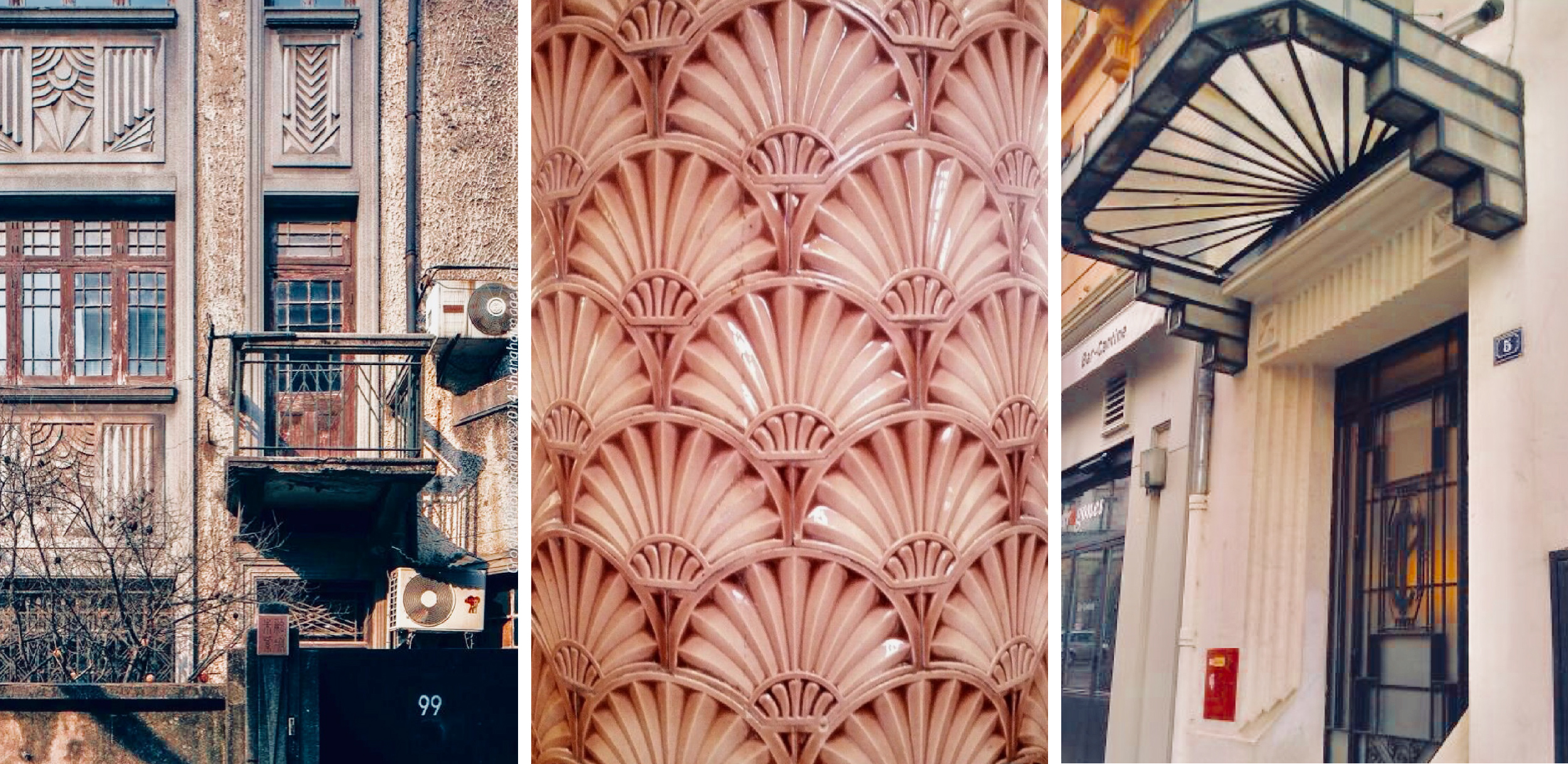 Shanghai Art Deco inspiration
