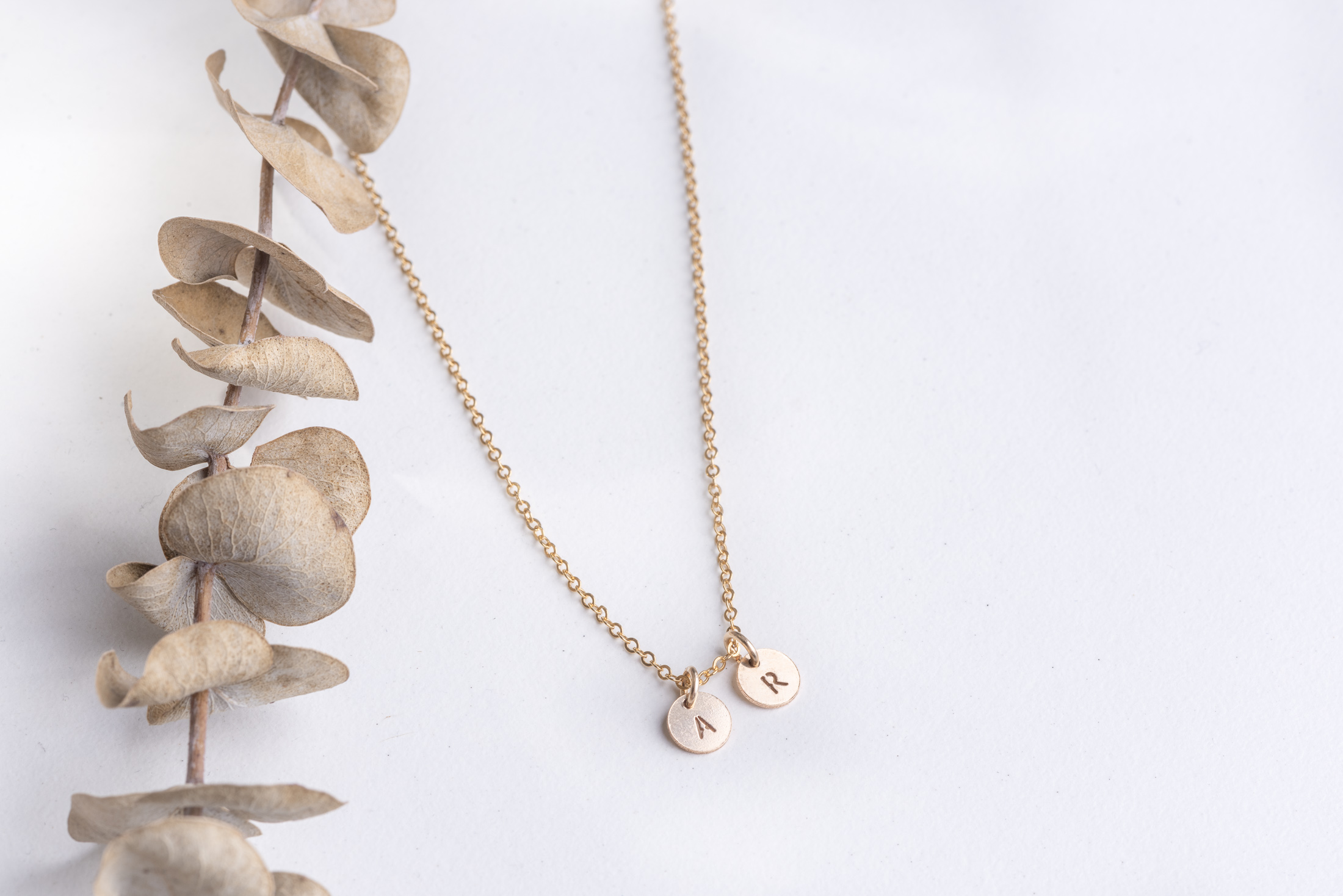 collier femme personnalisable Or Gold-filled 14k