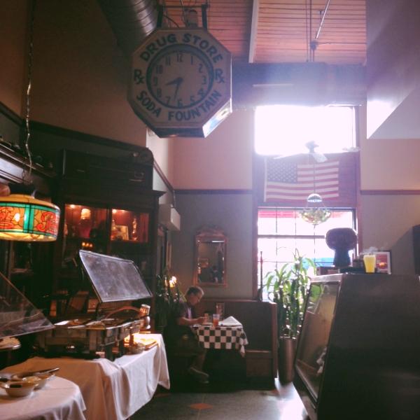 Pike's Old Fashioned Soda Shop Brunch