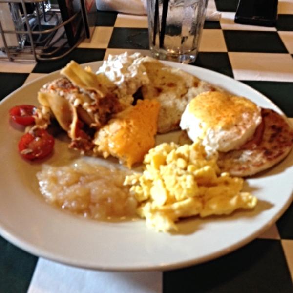 pike's brunch buffet