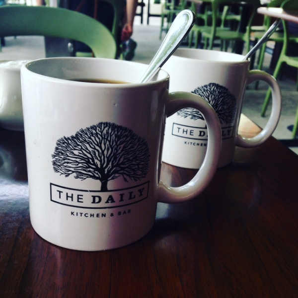 Coffee at The Daily Kitchen and Bar