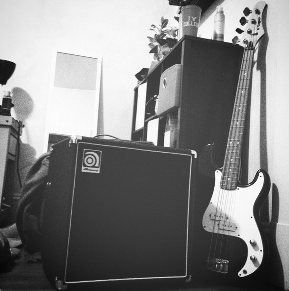 rock band practice