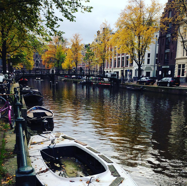 beyond the week in Amsterdam