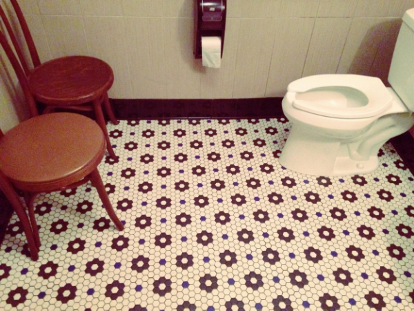 And can someone explain this bathroom setup to me?
