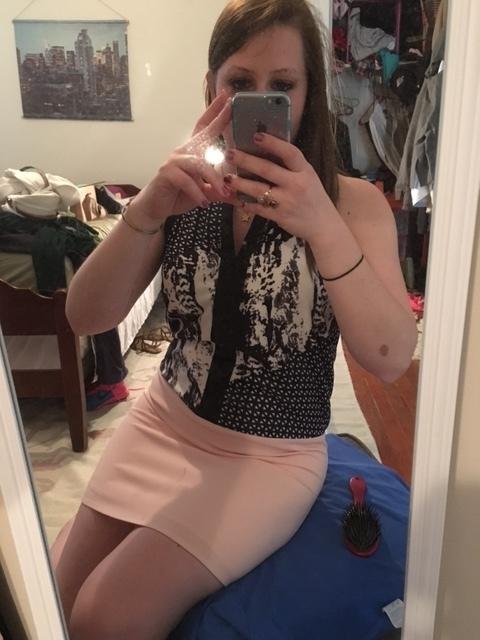 Bad Stitch Fix Dress