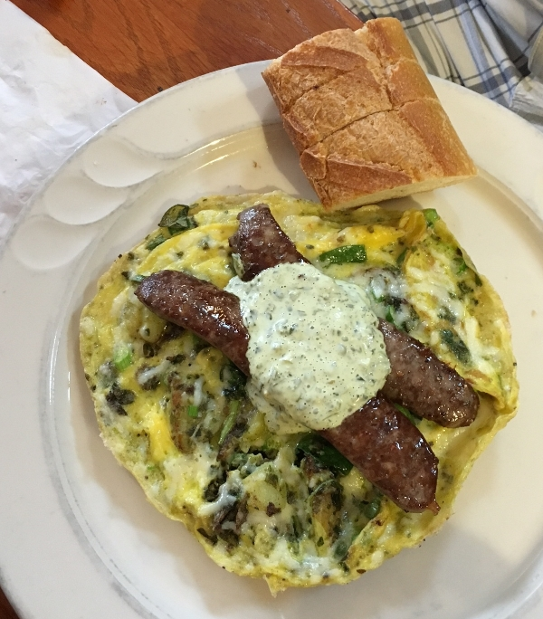 Green Eggs & Lamb