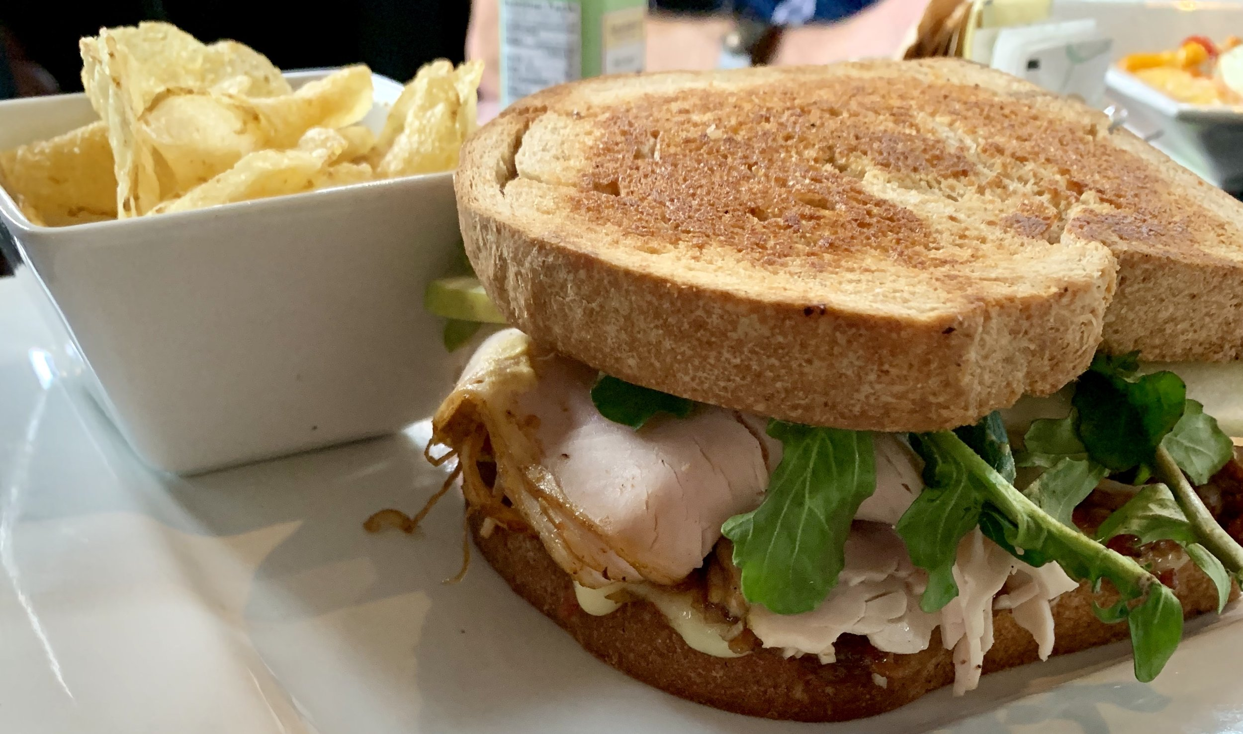 smoked turkey brunch review