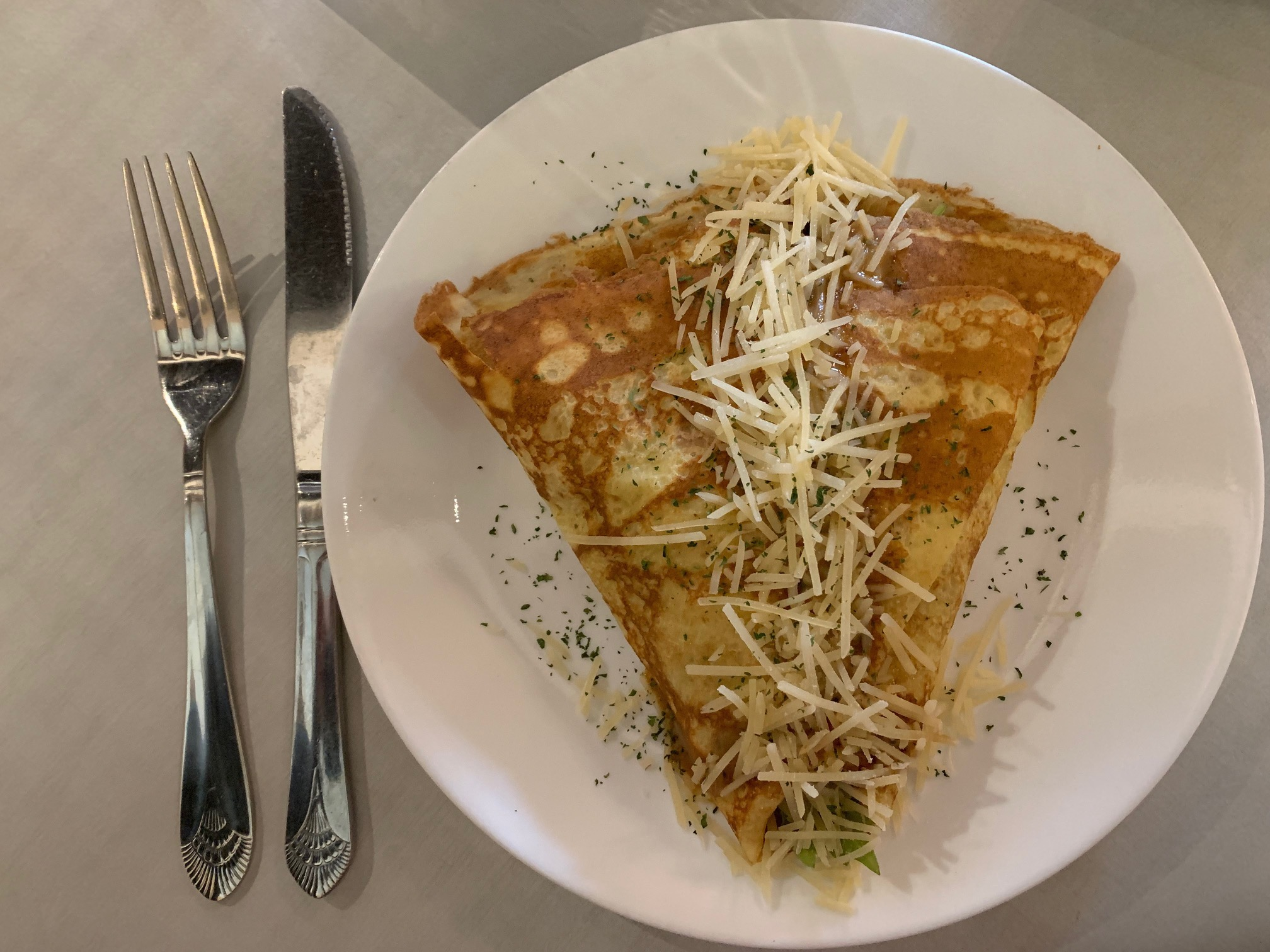 les crepes carytown brunch