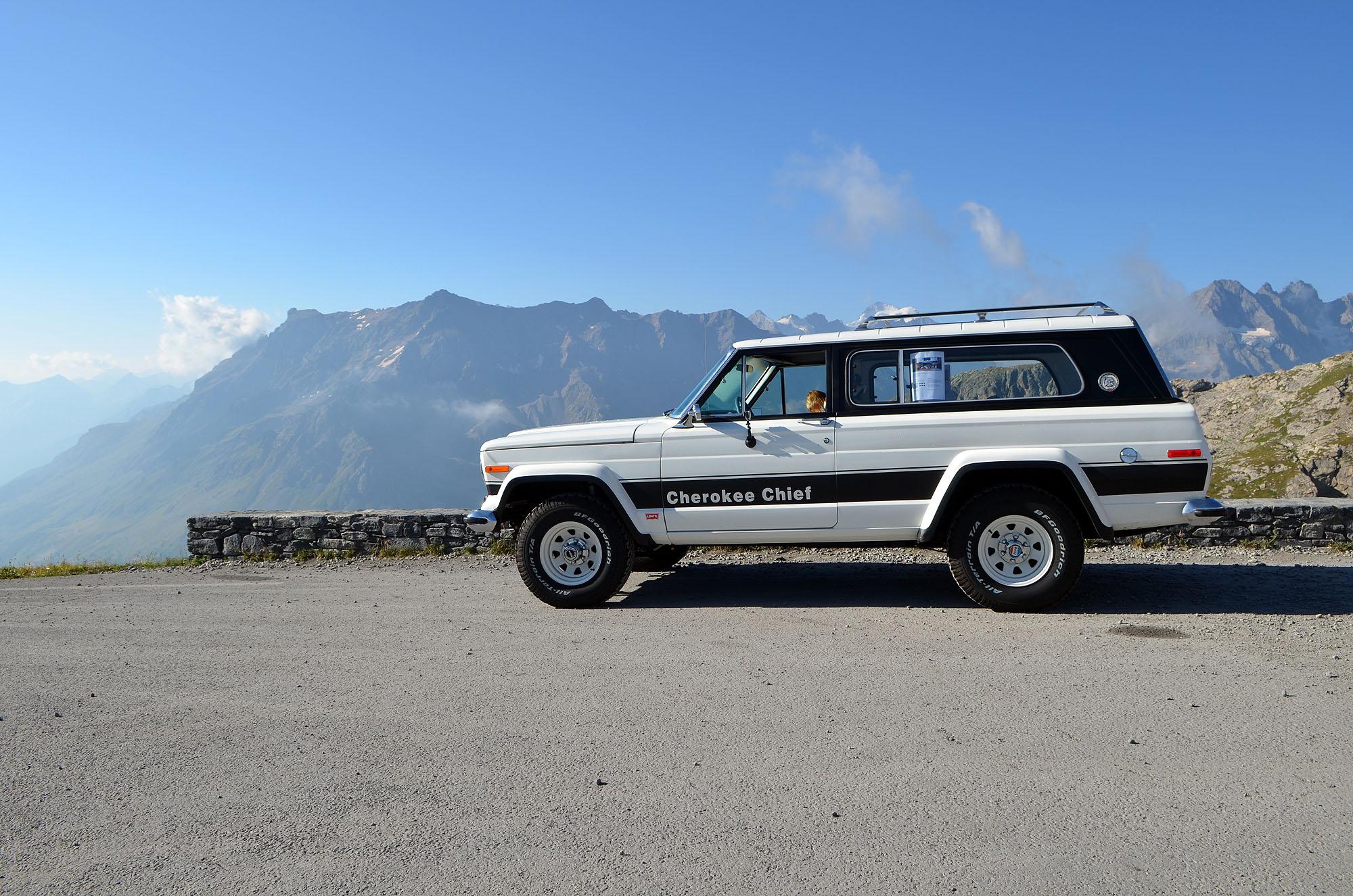 Jeep cherokee Chief S 1978