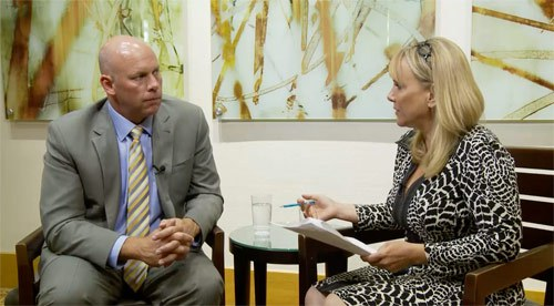 Mr. Craig Rasmuson, EVP-Business Development at SRC Energy granting an exclusive interview at Enercom