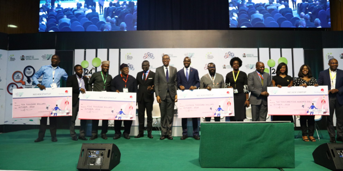 ColdHubs finished second in the just concluded 24th Nigeria Economic Summit start up pitch in Abuja, Emeka Ekeocha, the Communication and Media officer of ColdHubs represented ColdHubs, a prize of $10,000 as an award was given to the company to support and encourage them in their endeavours. We want to also congratulate the winner GeroCare who came first, and also other finalist, Nicademia and Jand2Gidi