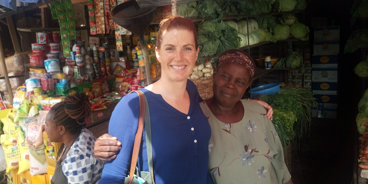 Elisa Burrows, Portfolio Manager, Feed the Future Partnering for Innovation visited ColdHub operations at Relief Market and Orlu International Market. She expressed excitement on the incredible work being done by ColdHubs and the impact created on farmers, retailers and wholesalers by our technology and service within the past 2 years.