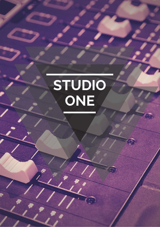 Studio One Brochure.