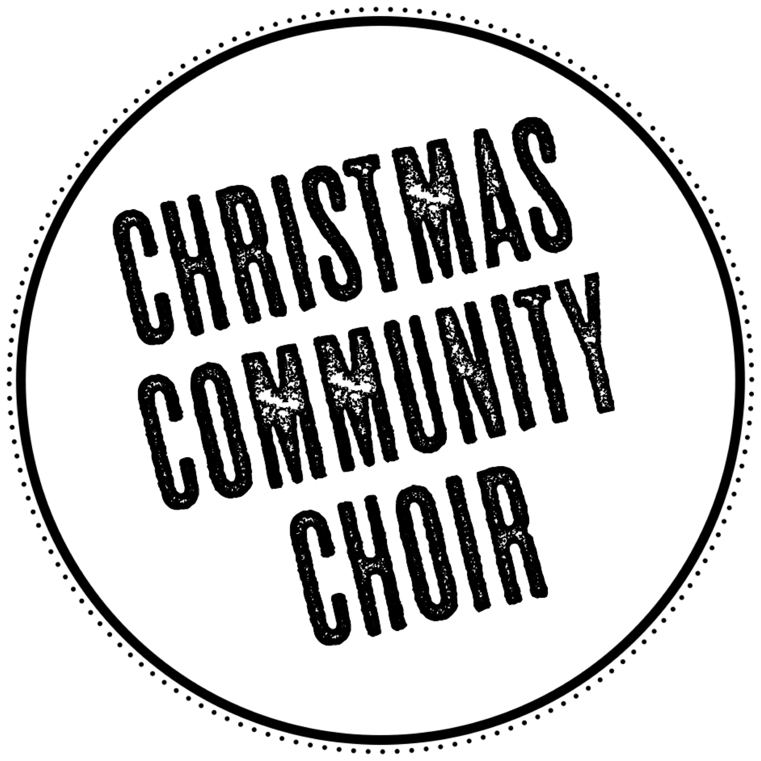 CHRISTMAS COMMUNITY CHOIR