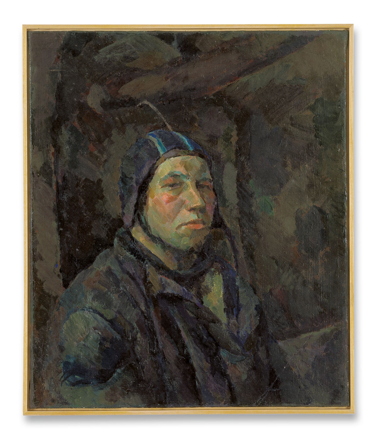 Ilya-Kabakov's-self-portrait-was-painted-a-year-after-Yuri-Gagarin-became-the-first-man-to-orb.jpeg