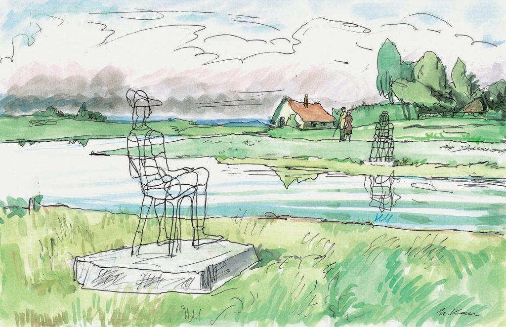 Concept-drawing-for-the-sculpture-project-Vechte-1999-water-color-felt-pen-36-x-41-cm-1024x662.jpg