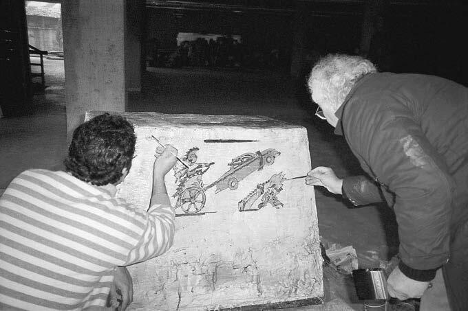Kabakov-working-on-the-drawing-Istanbul-1995-Photo-by-Emilia-Kabakov.jpg