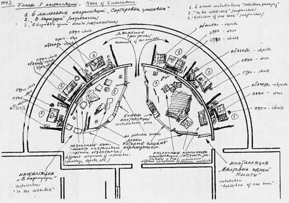 Floor-plan-sketch-with-vitrines-1993-felt-pen-and-lead-pencil-on-photocopied-sketch-203-x-294-cm.jpg