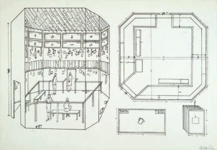 Project-sketch-floor-plan-paintings-with-objects-and-album-for-the-exhibition-in-Nagano-.jpg