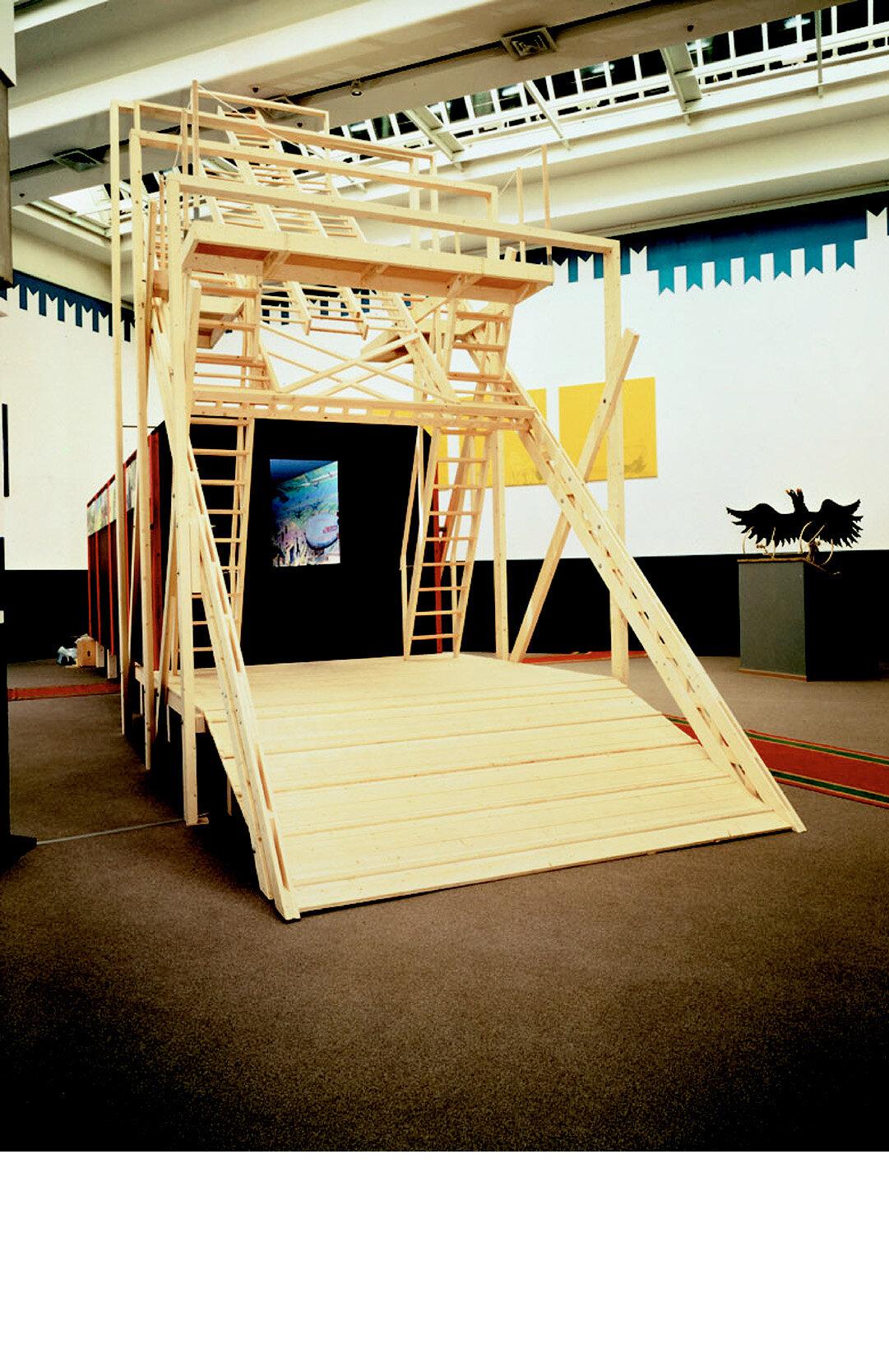 View-of-installation-Kunsthalle-Düsseldorf-Düsseldorf-1991-Photo-Nic-Tenwiggenhorn.jpg