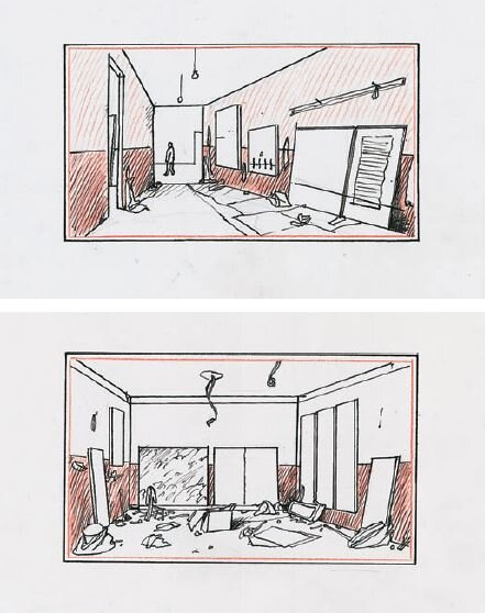Schematic-view-1989-black-ink-colored-pencil-lead-pencil-and-ballpoint-pen-211-x-297-cm-.jpg