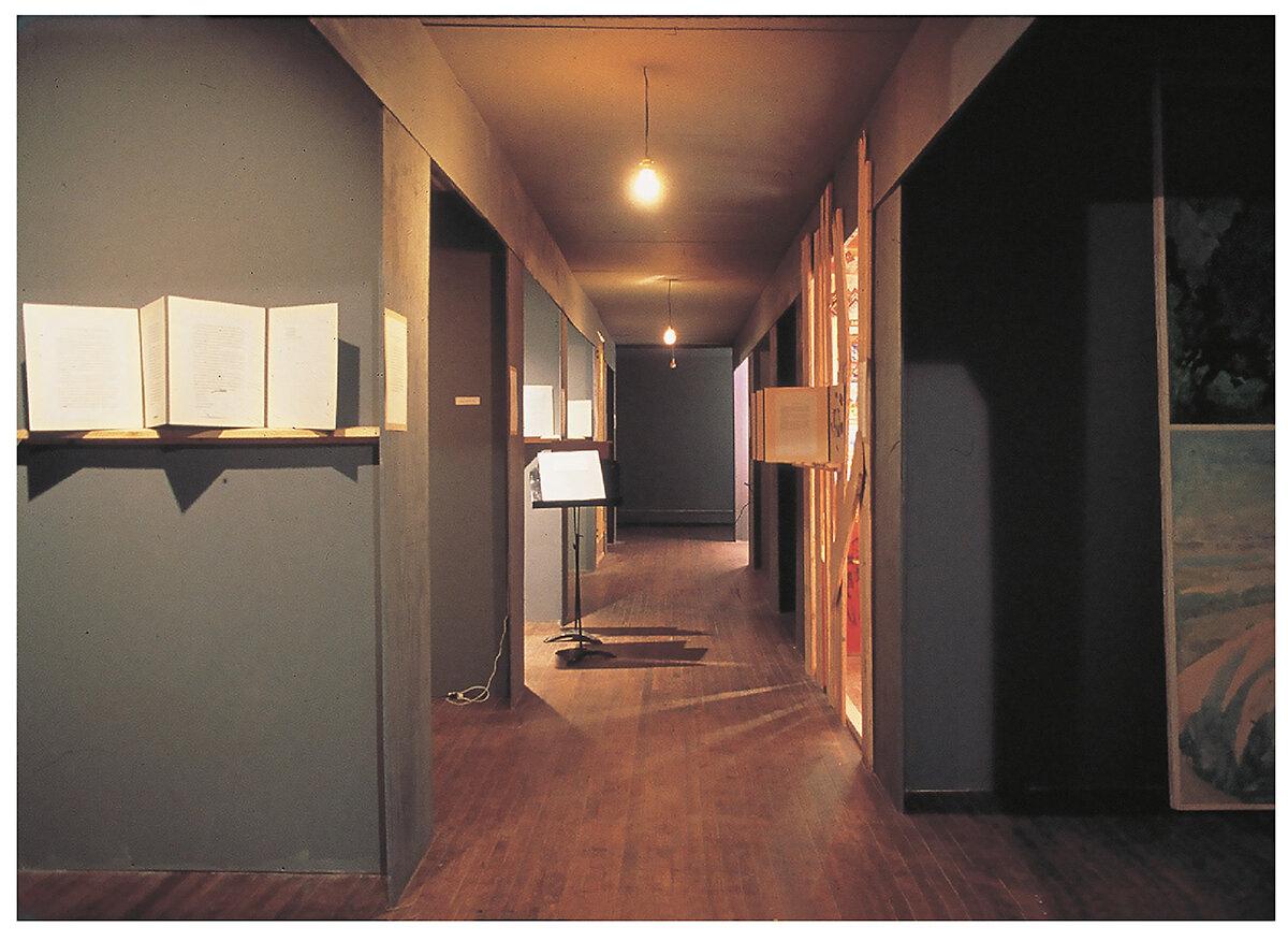 View-of-installation-Ronald-Feldman-Fine-Arts-New-York-1988-Photo-by-D.-James-Dee.jpg