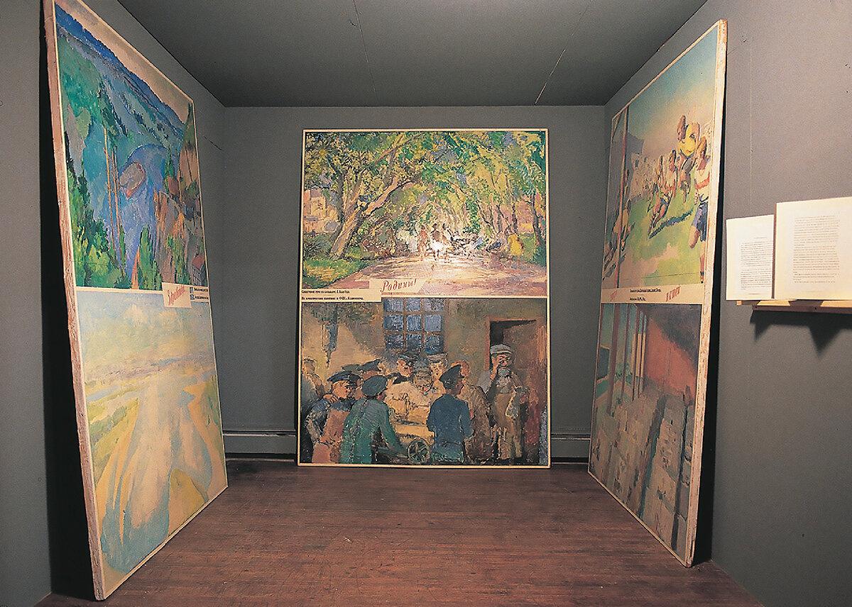 The-Untalented-Artist-View-of-installation-Ronald-Feldman-Fine-Arts-New-York-1988-Photo.jpg