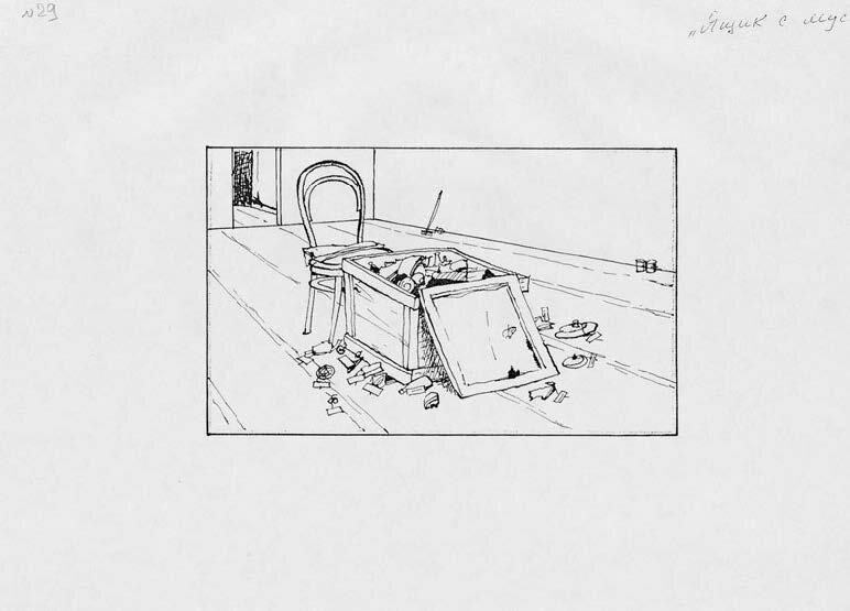 Schematic-view-1990-lead-pencil-on-photocopied-sketch-216-x-279-cm.jpg