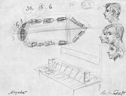 Sketches-and-head-studies-1985-lead-pencil-198-x-259-cm-sign.-and-dat.-bottom-right.jpg