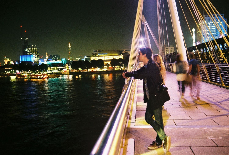 Bijan in London