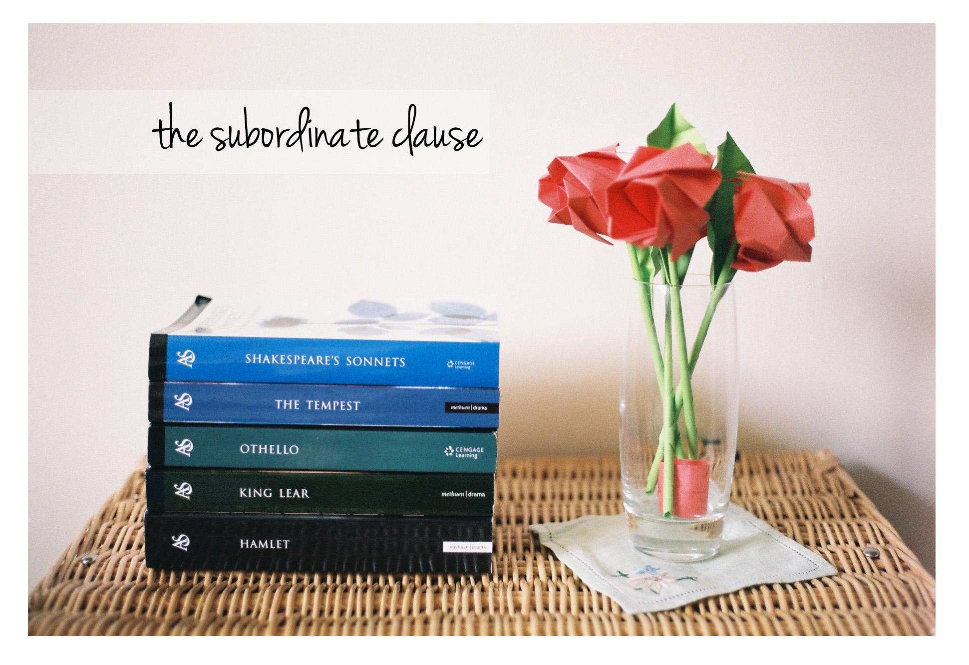 subordinateclause