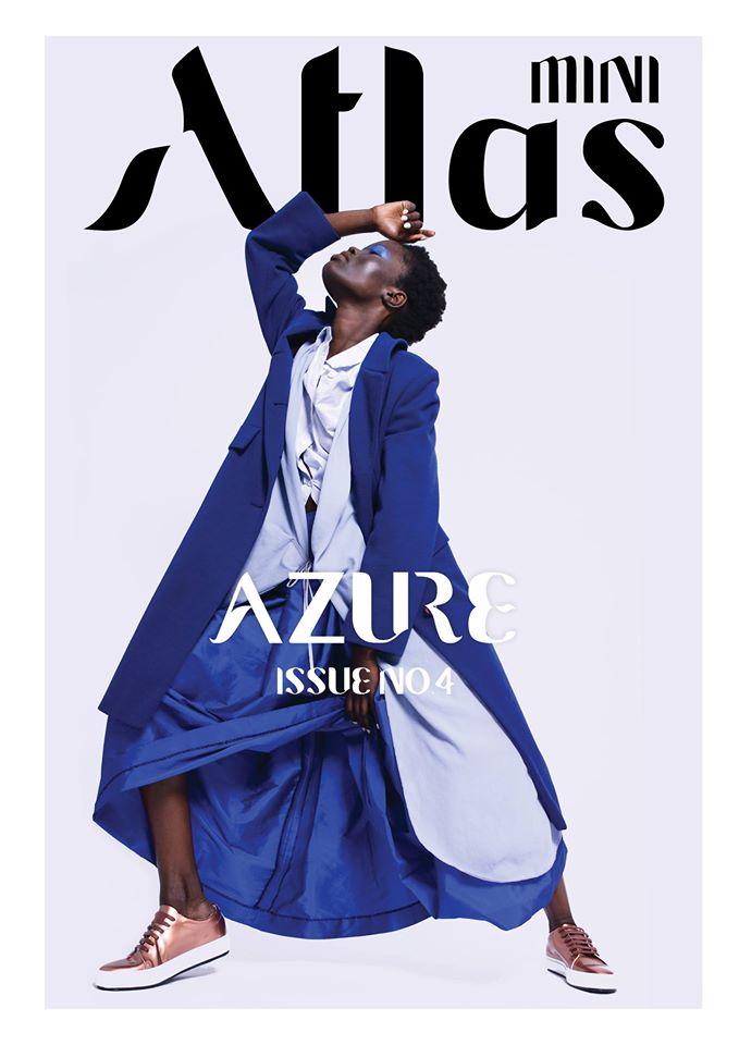 Atlas Magazine Azure