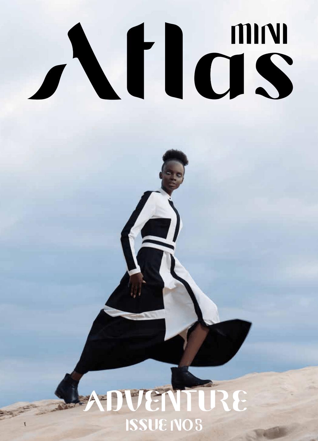Atlas Magazine Adventure Issue