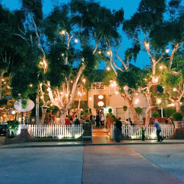 The Victorian in Santa Monica