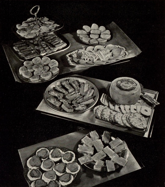 Photo by emelie danielson for harper's bazaar, april 1932.