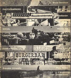 """12 Photographers of the American Social Landscape,"" 1967"