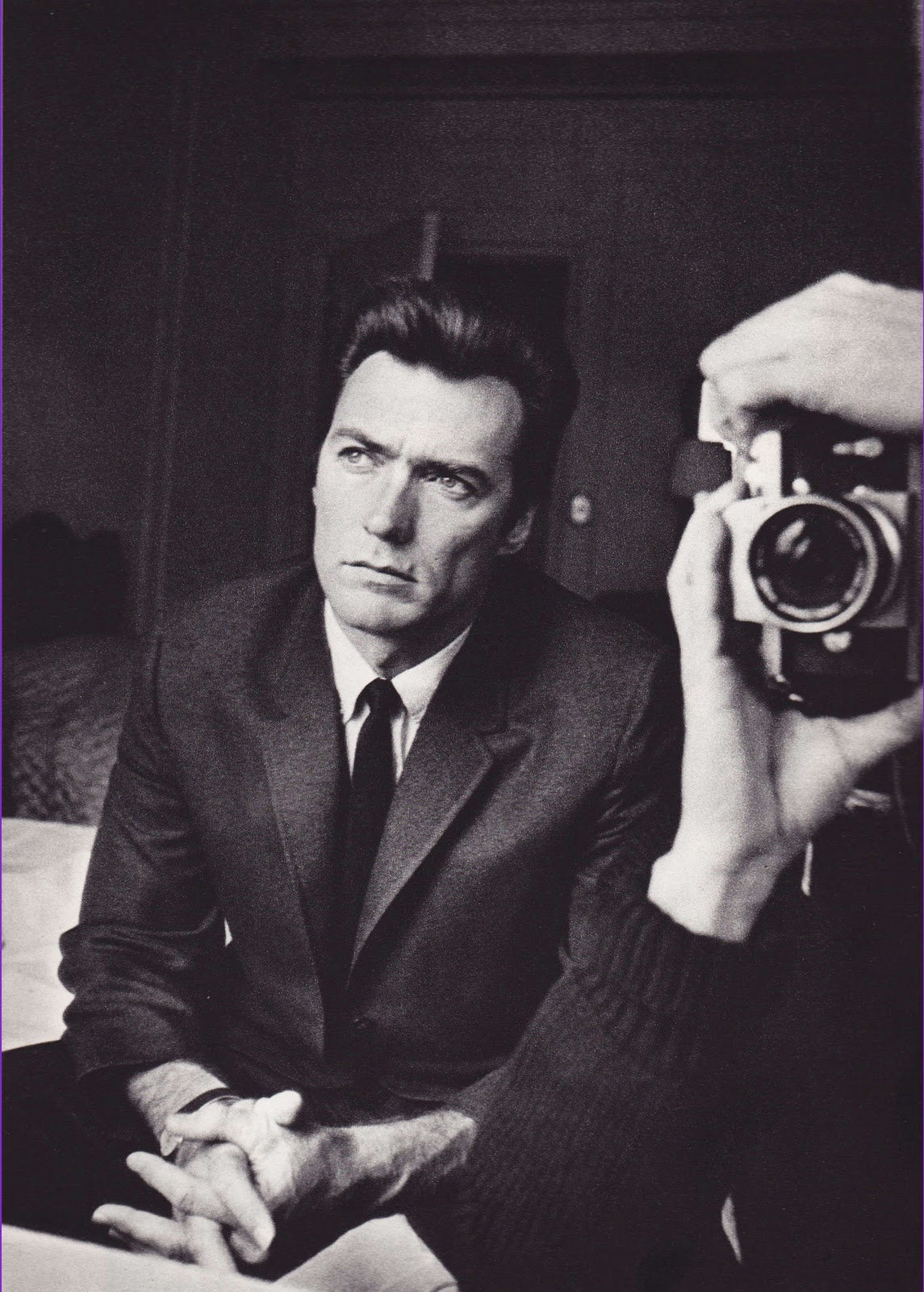 Clint Eastwood by Duane Michals.jpg